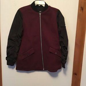 New Maroon Jacket S